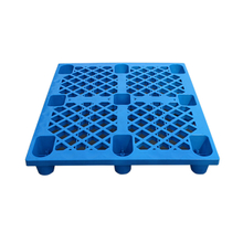 Nine Legs 4-Way Entry Grid Deck Perforated Plastic Pallets